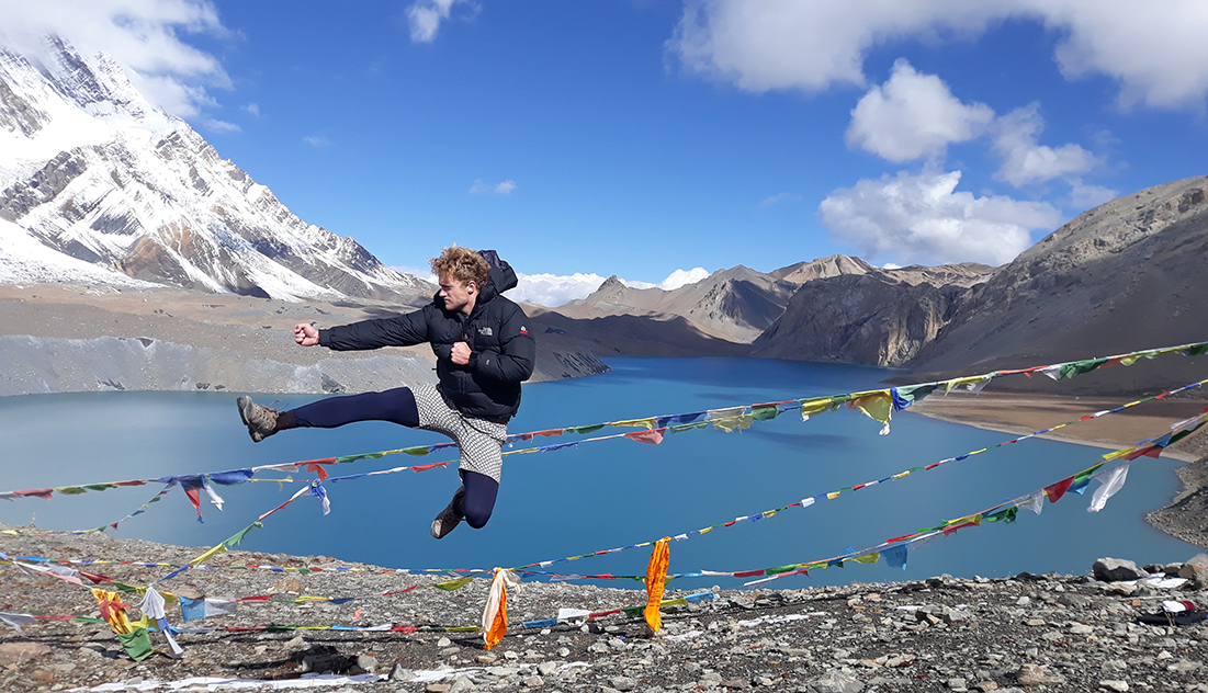 20 Gap Year Ideas in a Himalayan country
