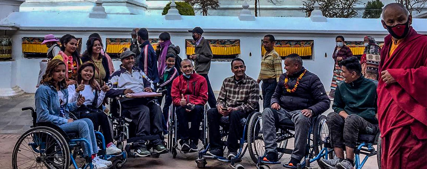 Gap Year Accessible Nepal Program