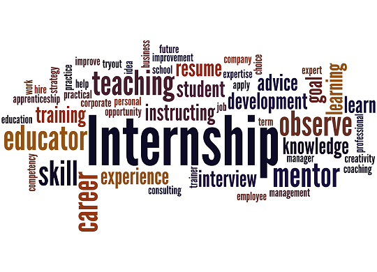 Skills and experiences that can be acquired through internship