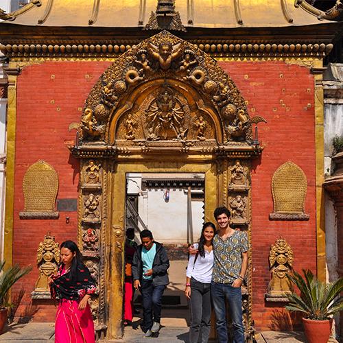 Explore and sightsee in Kathmandu