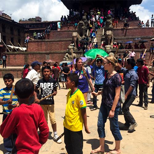 Explore and Sightseen in Kathmandu