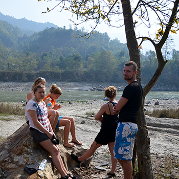 Leadership and Outdoor Activities | Gap Year in Nepal