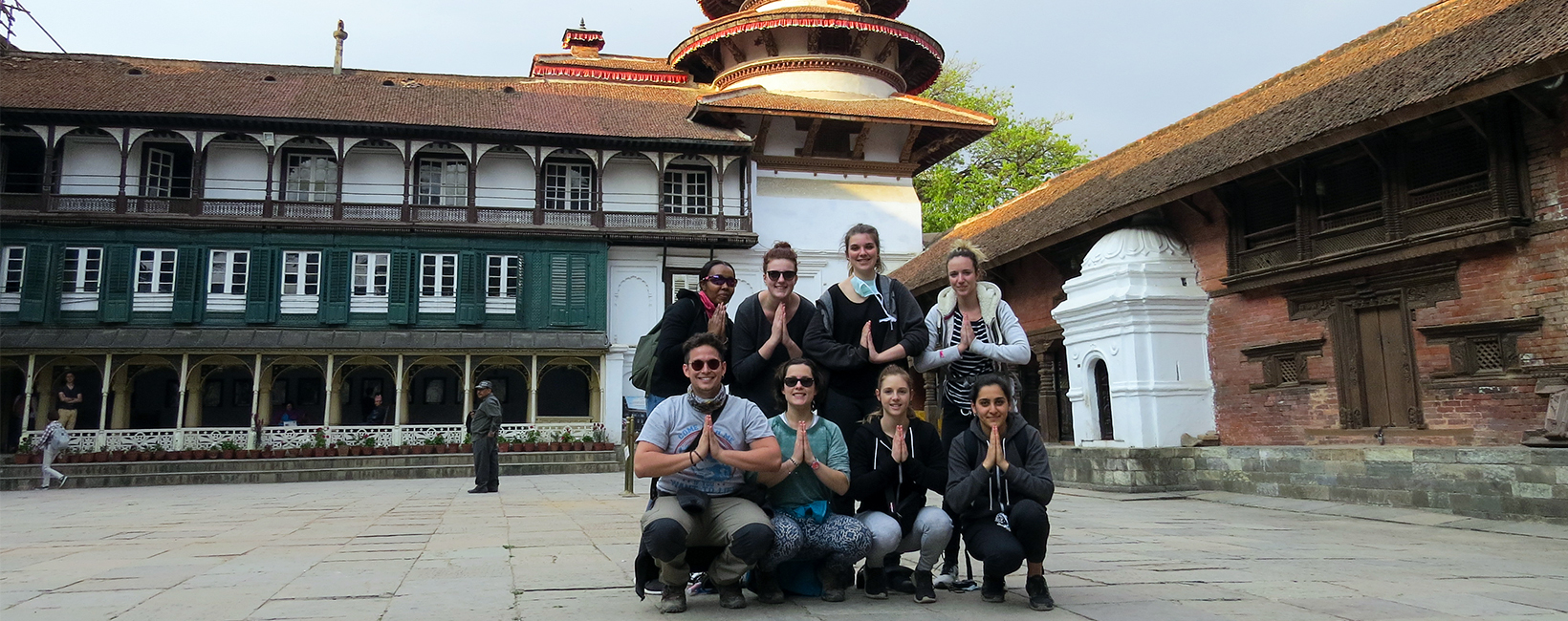 ENJOY GAP YEAR MOMENTS IN NEPAL