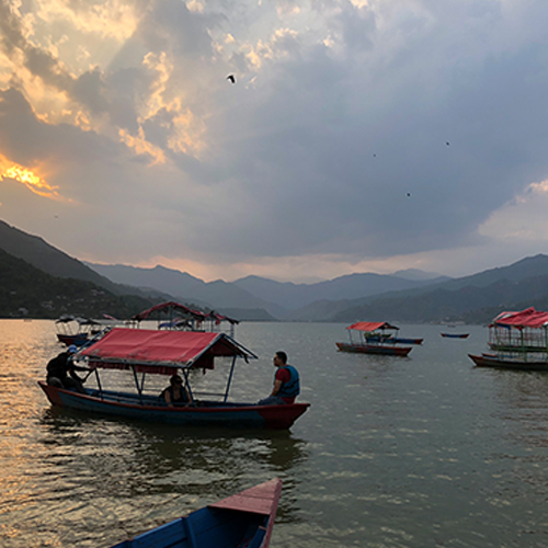 Discover the beauty of Pokhara