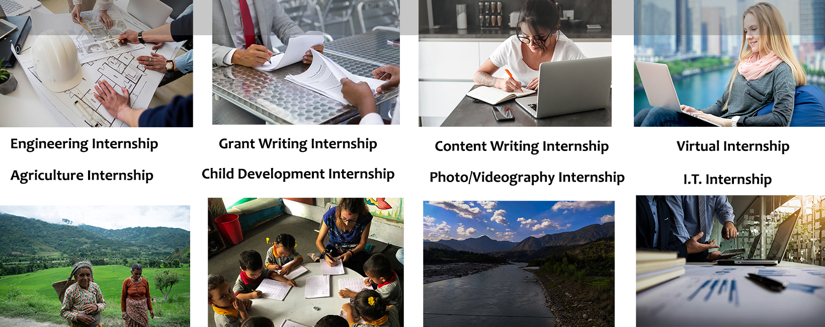 VIRTUAL | REMOTE | ONLINE INTERNSHIP PROGRAM