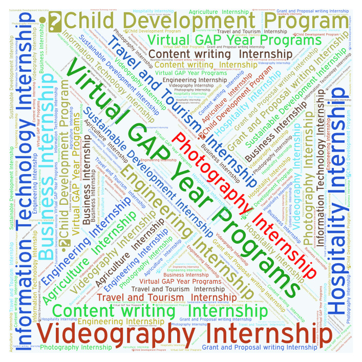 Virtual GAP Year Programs